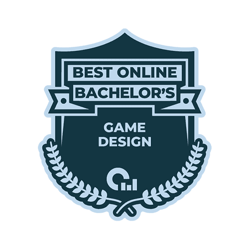 Best Online Bachelor's - Game Design