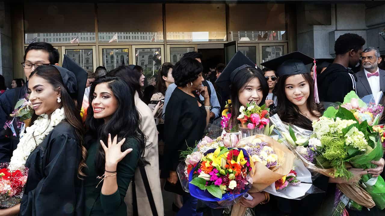 Academy of Art University Undergraduate Commencement