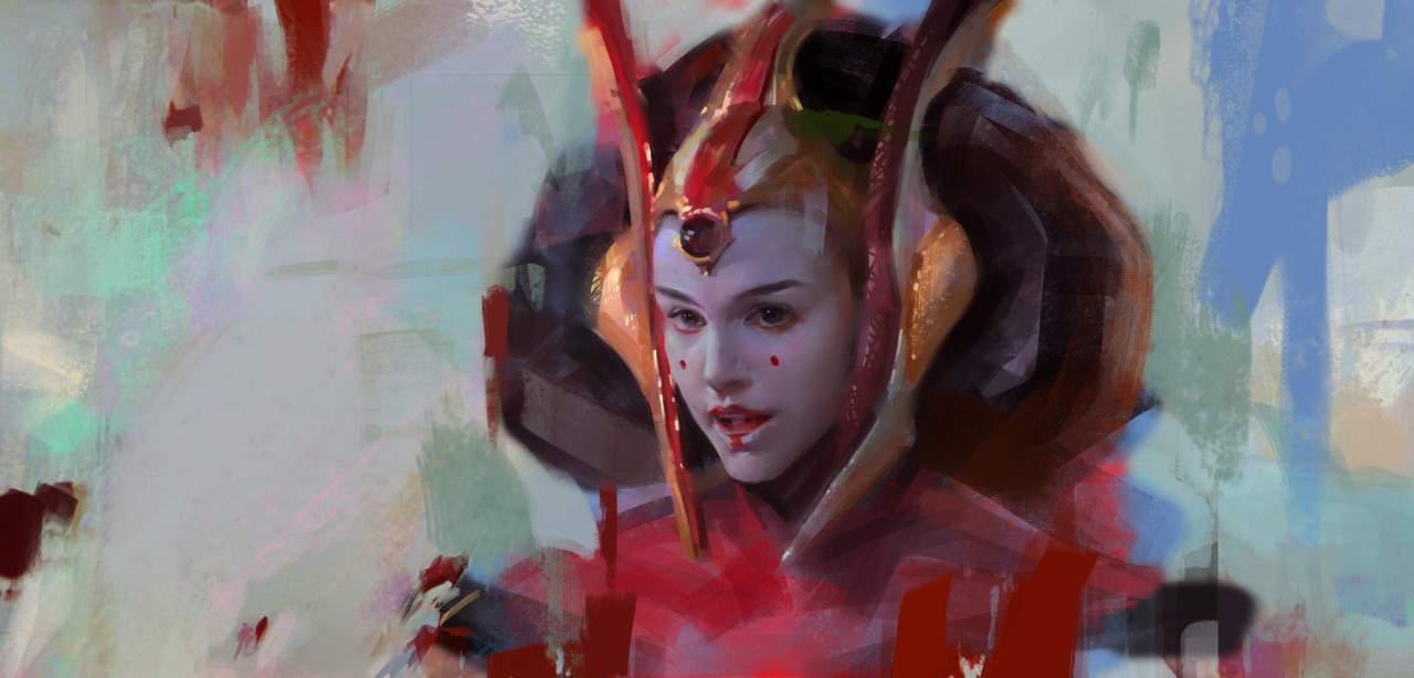 LiGang Zheng Game Development Digital Illustration